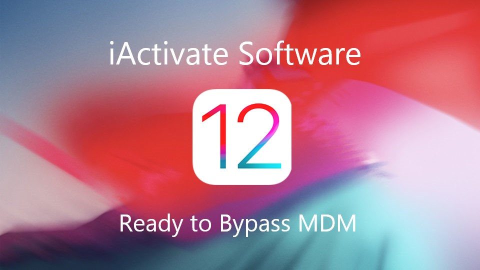 Bypass MDM on iOS 12
