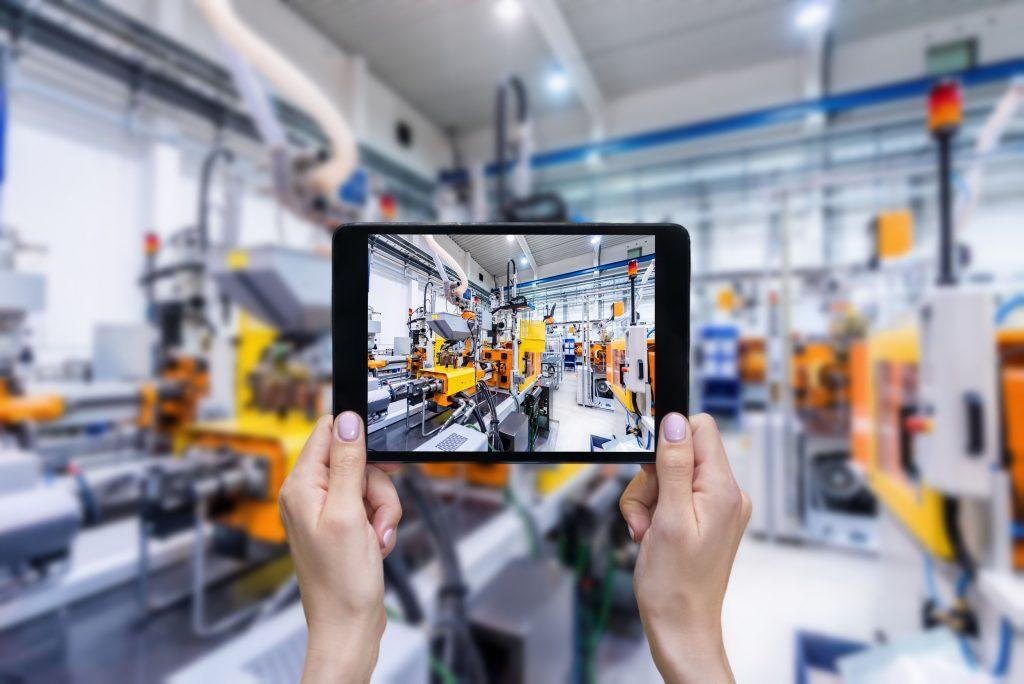 Manufacturing Industry & Deployment of Corporate-Owned Devices