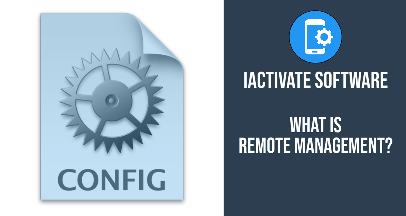 What is Remote Management or MDM?