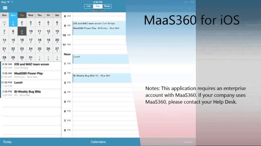 iOS MDM Solutions MaaS360 Bypass
