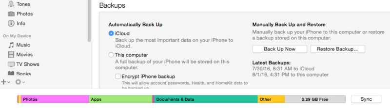 How to Recover Backup on iPhone with MDM