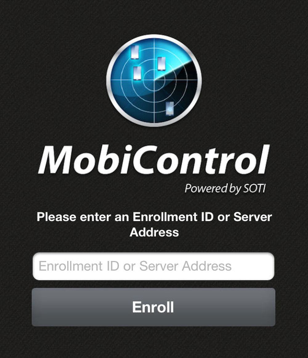 SOTI MobiControl MDM Tool for iOS Devices and iPhone Activation