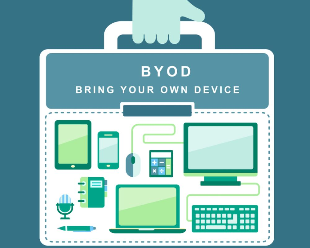 BYOD iPhone 2017 security