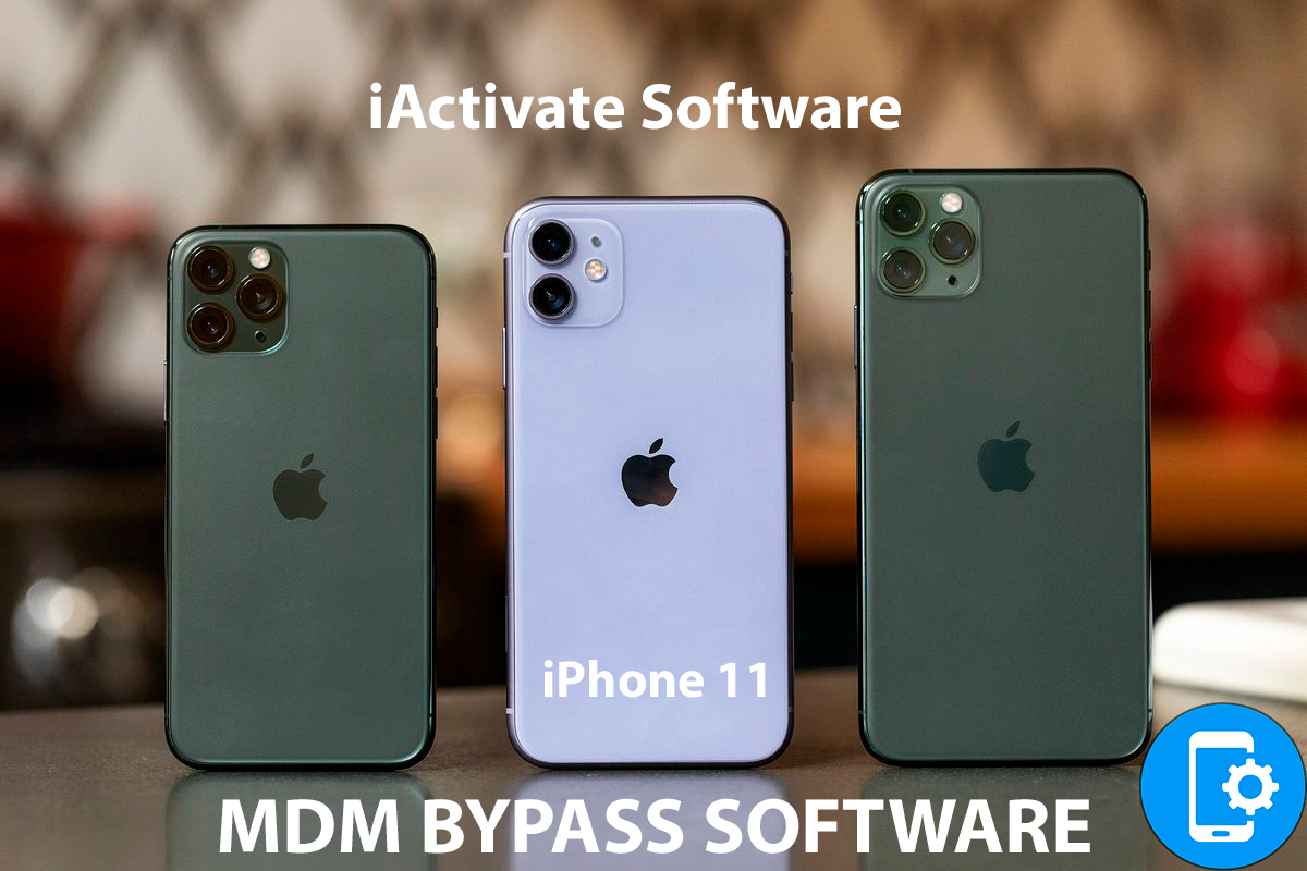Bypass MDM Profile on iPhone 11/11 Pro/ 11 Pro Max