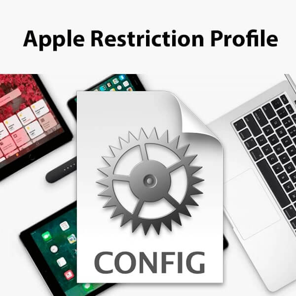 What is iPhone & iPad restriction profile?